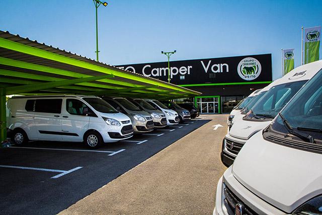 Osito Camper Van