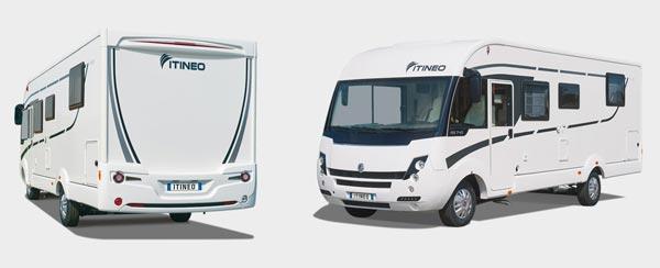 Autocaravanas Itineo