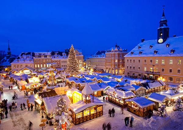 navidad a Tallin en autocaravana